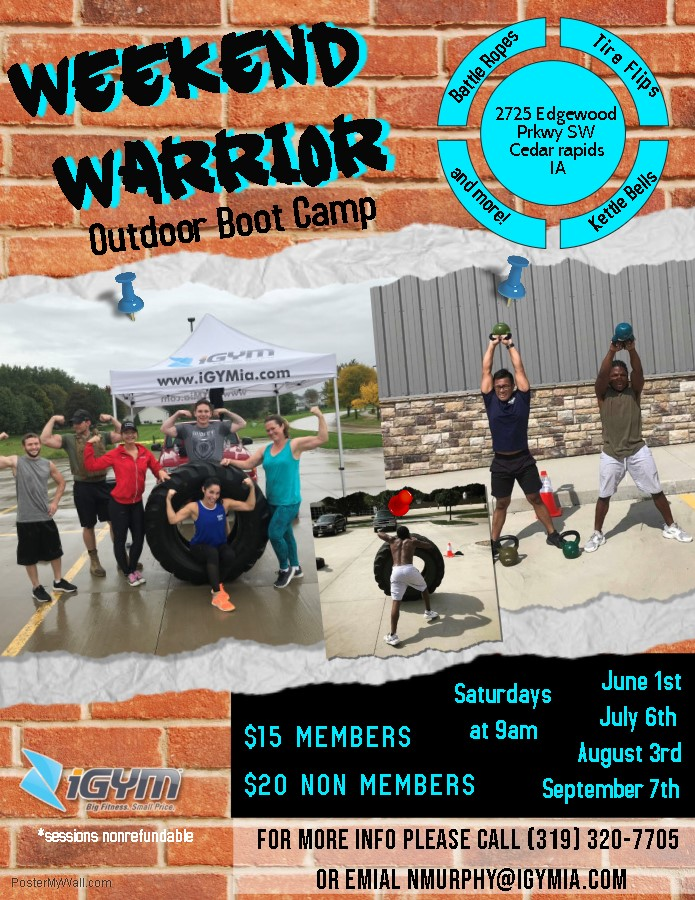 warrior outdoor bootcamp